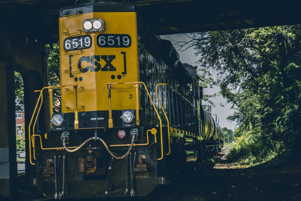 CSX Rail Road Services